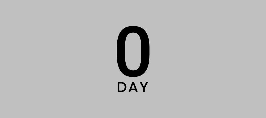 Qué es un zero day